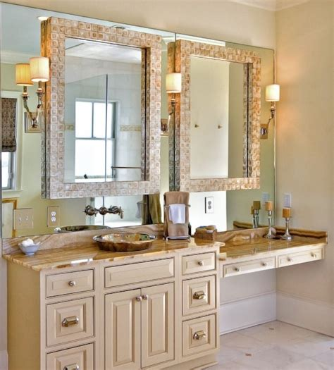 bathroom mirrors for vanity opening up your interiors with inspiring mirrors