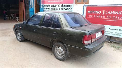 Suzuki Esteem 1998 by Used Maruti Suzuki Esteem Vxi In Coimbatore 1998 Model