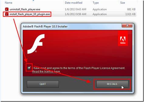 flash install 已解决 firefox中出现 插件adobe flash已崩溃 在路上