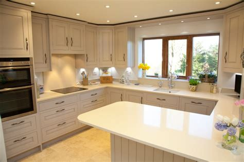 spray paint kitchen cabinets farrow and bespoke kitchens holme tree leicestershire