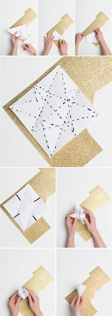 how to make a paper ring origami diy make an origami napkin ring