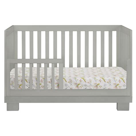 grey convertible crib grey modo convertible crib by babyletto rosenberryrooms