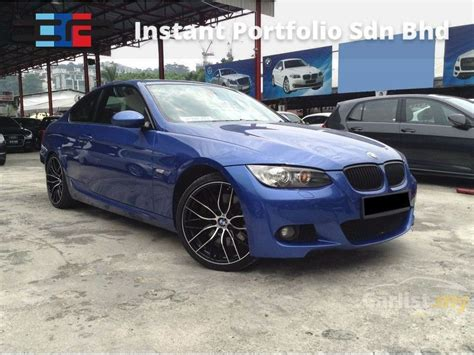 335i 2007 Bmw by Bmw 335i 2007 N54 3 0 In Kuala Lumpur Automatic Coupe Blue