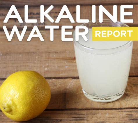 where to buy water is alkaline water really better than ordinary water bembu
