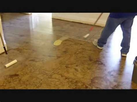 how to stain concrete patio yourself do it yourself concrete staining how to stain concrete
