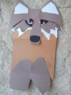 wolf paper plate craft 1000 ideas about wolf craft on pig crafts