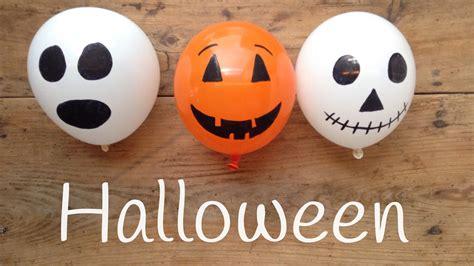 decoracion de hallowen decoracion para halloween con globos manualidades de