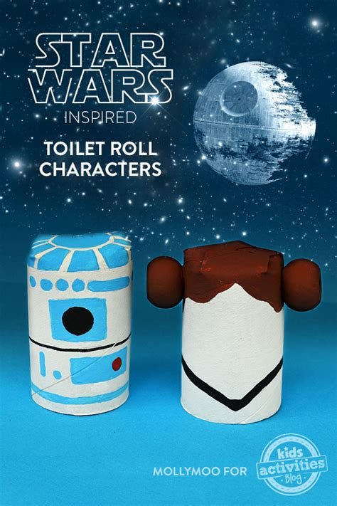 easy wars crafts for wars crafts toilet roll characters