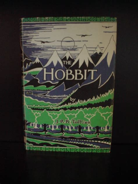 hobbit picture book the hobbit by j r r tolkien