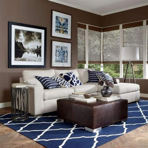 blue and brown home decor blue and brown living room decor littlepieceofme