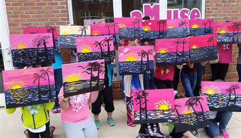 paint nite harrisburg best birthday ideas mechanicsburg