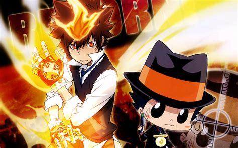 Anime Review Katekyo Hitman Reborn Anime Winix