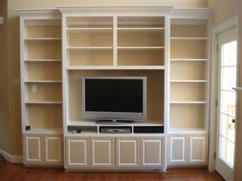 custom wall bookshelves custom built entertainment centers custom built