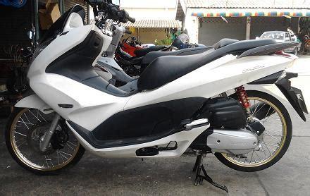 Honda Pcx 2018 Pantip by ขอชมร ป Pcx ท ง 125 150 ไม ว าจะแต งน อย แต งมาก หน อยคร บ