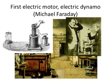 Invention Of Electric Motor by Michael Faraday Electric Motor Impremedia Net
