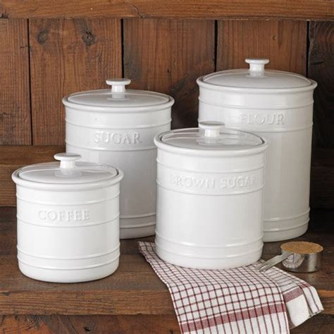 white kitchen canister set white embossed kitchen canister set 4 99 95