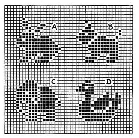 Knitting Chart Patterns 171 Free Patterns