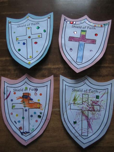 faith craft for shield of faith craft ministry 2