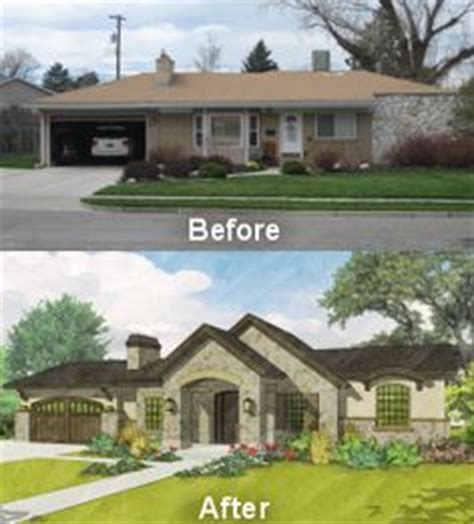 before and after small home 1000 images about home facelift on painting