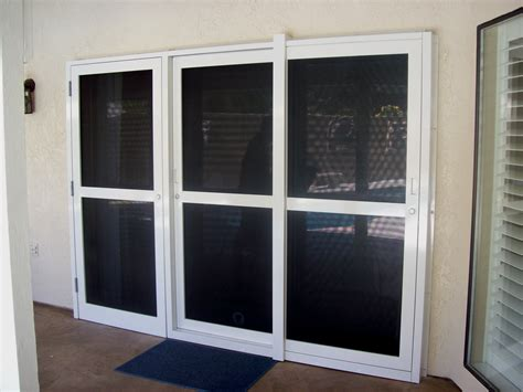 3 door patio doors patio door 3 panel sliding glass patio doors