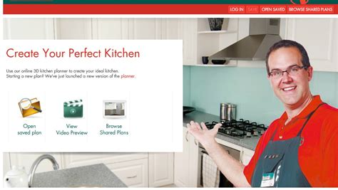 bunnings kitchen designer 10 free kitchen design software to create an ideal kitchen