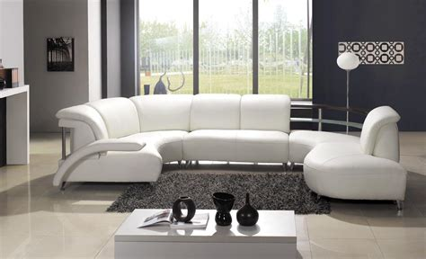 white modern sectional sofa modern white leather sectional sofa furniture stores dc