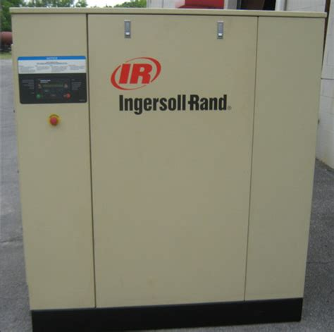 ingersoll rand ep 100 rotary air compressor air compressors machinematch
