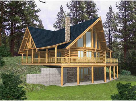 a frame lake house plans blackhawk ridge log home plan 088d 0037 house plans and more