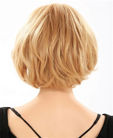 views of back of medium hairstyles back view short haircuts short hairstyle 2013