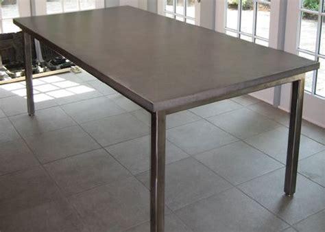 shop kitchen tables 52 best images about concrete counters tables on