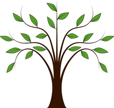 trees clipart clip best free clip hubpages