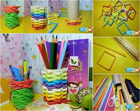 useful craft projects diy straw vase diy projects usefuldiy