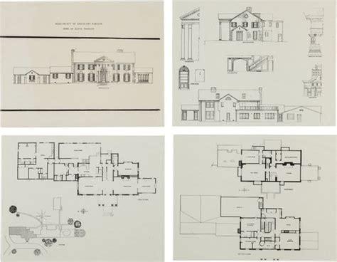 graceland floor plans elvis blueprints to graceland mansion graceland