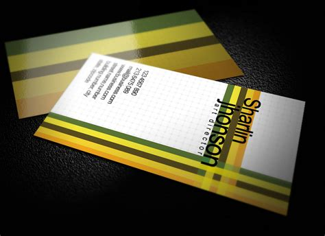 professional card professional business card by graphcoder on deviantart