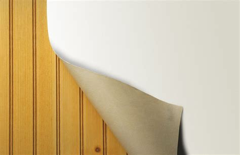 covering wood paneling wallpaper paneling how to wallpaper paneling