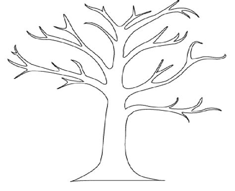 tree color in tree coloring pages tree coloring pages no leaves