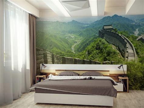 pixers wall murals nature inspired eye deceiving wall murals to make your