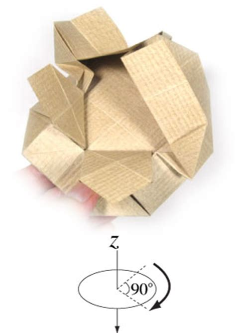 how to make an origami table how to make an origami table page 15