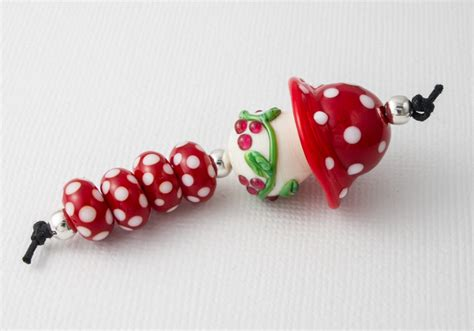 bead setting lwork toadstool bead set by ciel creations