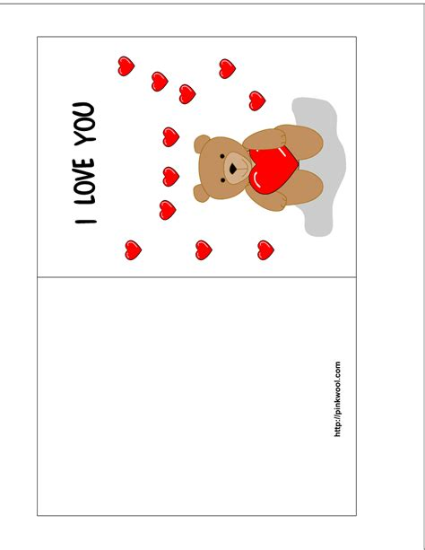 make a card free and print card invitation design ideas valentines day card