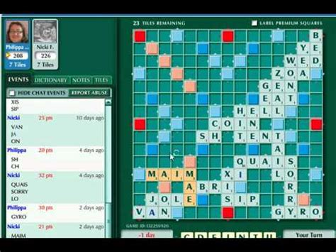 scrabble on not working scrabble connection problems