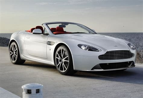 2013 Aston Martin Vantage 2013 aston martin v8 vantage roadster vu vo