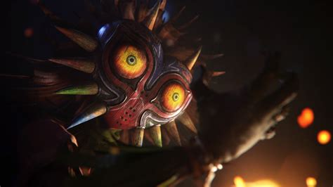majora s mask quot majora s mask terrible fate quot is a beautiful fanimated