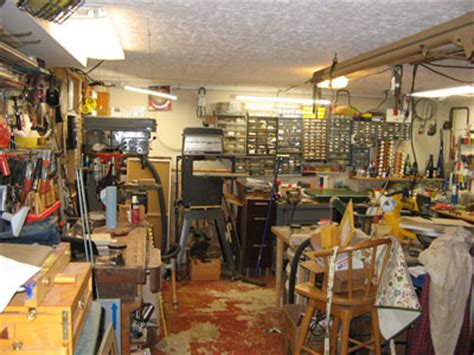 portland woodworking show show us your shop archive gallery