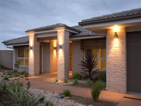 home outdoor lights light your landscape hgtv