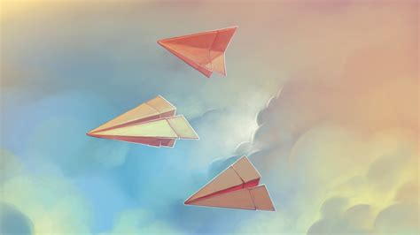 paper airplane origami paper airplanes origami wallpaper high definition high