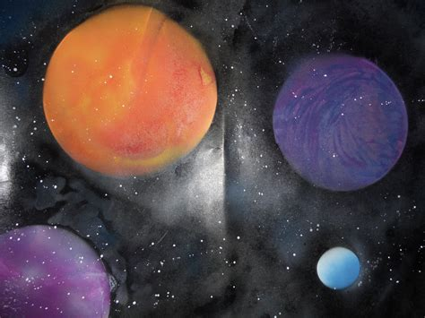 spray paint universe space spray paint by cadierawrwilson on deviantart