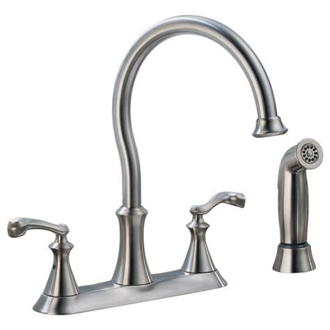 kitchen faucets delta kitchen faucets fixtures and kitchen accessories delta