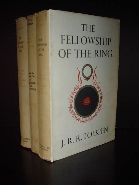 lord of the rings picture book books written by j r r tolkien