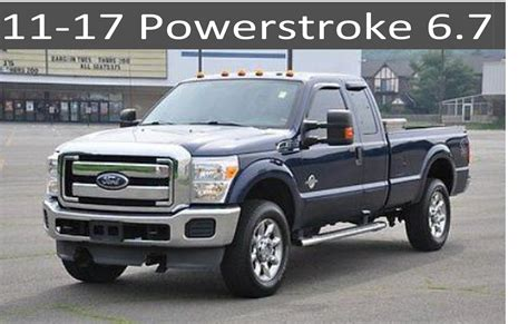 Ford Powerstroke Diesel by Ford Powerstroke Repair And Performance Parts Power Stroke